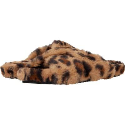 ファリルロビン FARYL by Farylrobin レディース シューズ・靴 Mosey Leopard Faux Fur