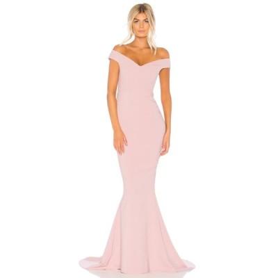 ノーキー Nookie レディース パーティードレス ワンピース・ドレス Allure Gown Dusty Pink