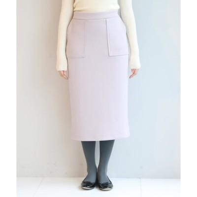 anatelier/Bon mercerie(アナトリエ/ボン メルスリー)WEB限定 セットアップダンボールスカート