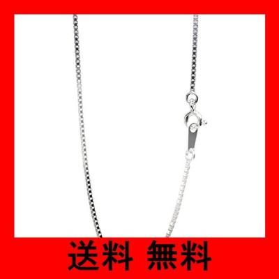 新宿銀の蔵 シルバー ベネチアンチェーン 長さ40〜80cm (55cm) 幅1.2mm シルバー 925 ネックレス チェーン ネックレスチェーン
