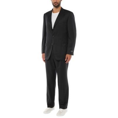 エルメネジルド ゼニア ERMENEGILDO ZEGNA スーツ スチールグレー 56 ウール 100% スーツ