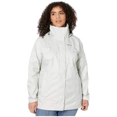 マーモット レディース コート アウター Plus Size PreCip Eco Jacket
