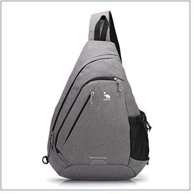 Kimlee OIWAS One Strap Backpack for Men Single Strap Backpack Sling Bag Crossbody Shoulder Daypack for Boys Women 並行輸入品
