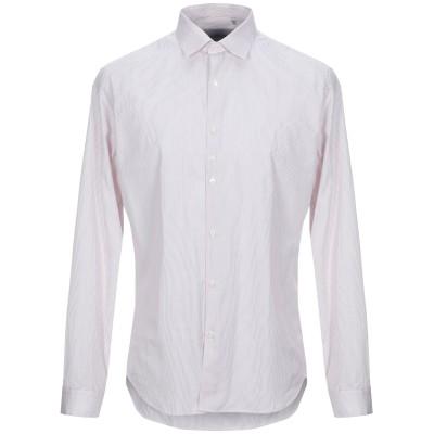 COSTUMEIN シャツ ディープパープル 48 コットン 100% シャツ