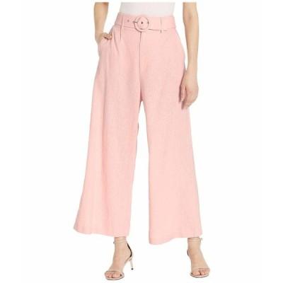 バードット カジュアルパンツ ボトムス レディース Lenny Linen Pants Latte Pink