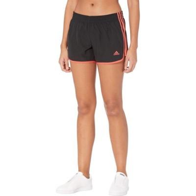 アディダス adidas レディース ショートパンツ ボトムス・パンツ M20 Shorts Black/Crew Red