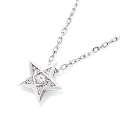 ガーデル GARDEL ネックレス BRILLIANCE STAR NECKLACE 指輪 シルバー メンズ レディース gdp-105-cv-cz