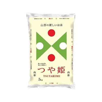 精米山形県産 白米 つや姫 5kg 令和元年産 (5kg)