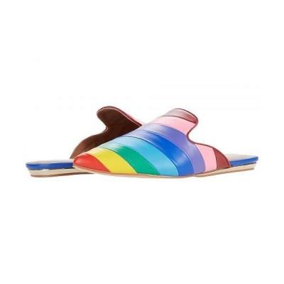 Kurt Geiger London レディース 女性用 シューズ 靴 フラット Kita Rainbow - Blue/Other