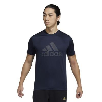 adidas (アディダス) マストハブ バッジ オブ スポーツ  グラフィック 半袖Tシャツ / Must Haves Badge of Sport Graphic Tee M . メンズ JKL37 GN0796