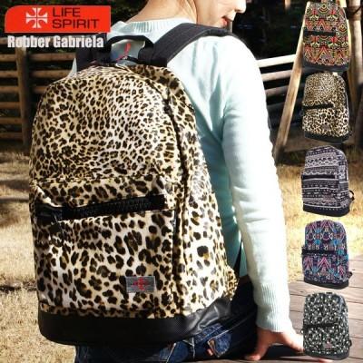 [全5柄]リュック 男女兼用 大容量 リュックサック 軽い PVC 通勤 通学 柄 カジュアル 鞄 カバン かばん デイパック タウンバッグ バック