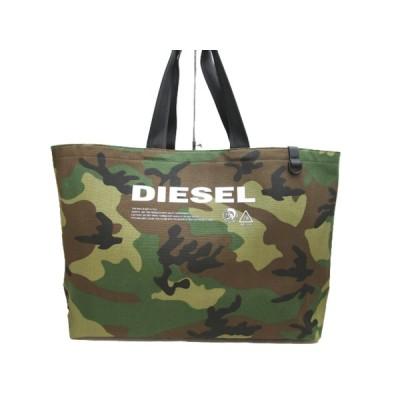 ディーゼル(DIESEL) メンズ トートバッグ リバーシブル  X05513 PS536 H3845 【新品】