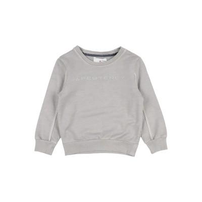 ピューテリー PEUTEREY スウェットシャツ ライトグレー 3 コットン 100% スウェットシャツ