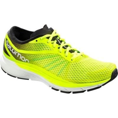 サロモン Salomon メンズ ランニング・ウォーキング シューズ・靴 sonic ra pro running shoes Safety Yellow/Black/Bluebird