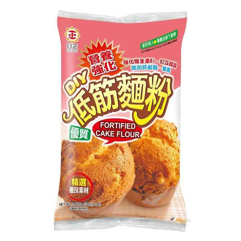 日正低筋麵粉1kg