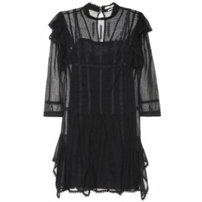 イザベル マラン Isabel Marant. Etoile レディース ワンピース ワンピース・ドレス Alba cotton minidress Black