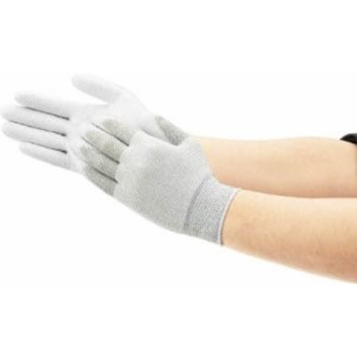 ショーワ A0170制電ラインパ-ム手袋 XSサイズ【A0170-XS】(作業手袋・静電気防止手袋)