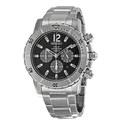 【並行輸入品】海外セイコー 海外SEIKO 腕時計 SSC223P1 メンズ クロノグラフ ソーラー