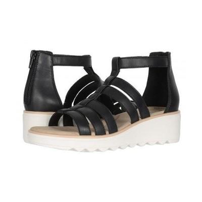 Clarks クラークス レディース 女性用 シューズ 靴 ヒール Jillian Nina - Black Leather
