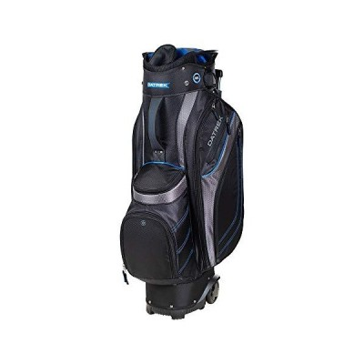 Datrek Transit Golf Cart Bag, Black/Charcoal/Royal【並行輸入品】