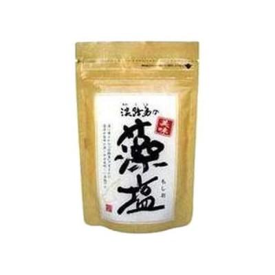 多田フィロソフィ 美味淡路島の藻塩120g