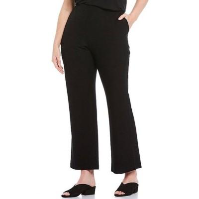 エイリーンフィッシャー レディース カジュアルパンツ ボトムス Plus Size Straight Leg Pant