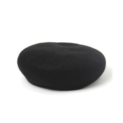 studio CLIP / 【WEB限定】ビッグベレー WOMEN 帽子 > ハンチング/ベレー帽