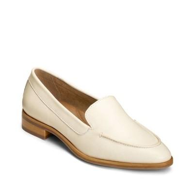 エアロソールズ サンダル シューズ レディース East Side Loafers Bone Leather