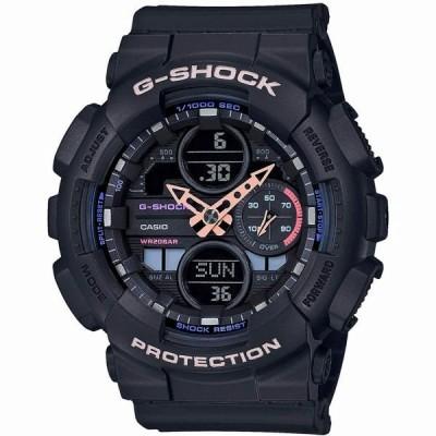 取寄品 CASIO腕時計 カシオ G-SHOCK ジーショック アナデジ アナログ&デジタル 丸形 GMA-S140-1AJR 人気モデル メンズ腕時計 送料無料
