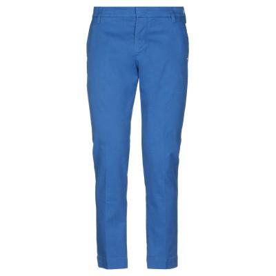 アントレ アミ ENTRE AMIS パンツ ブライトブルー 30 コットン 96% / ポリウレタン 4% パンツ