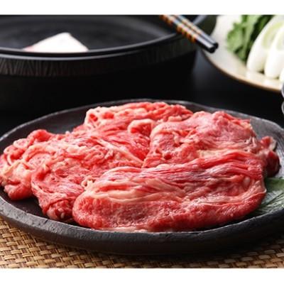 [岩手]前沢牛すき焼き用300g ツウこそ夏のすき焼き