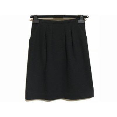 ジャスグリッティー JUSGLITTY スカート サイズ1 S レディース 黒【中古】