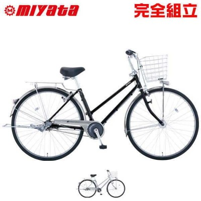 MIYATA ミヤタ Star Club スタークラブ ベルト DSC63LB1S 26インチ 内装3段変速 シティサイクル