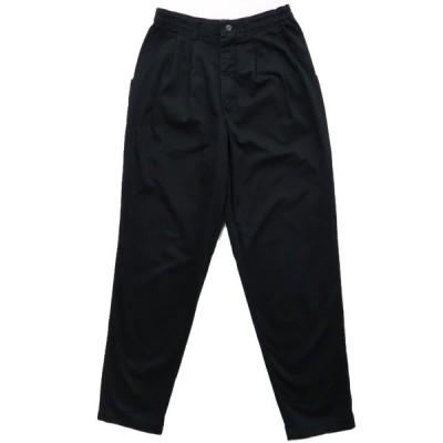 LEE リー チノパンツ スラックス ツータック ブラック サイズ表記:10M