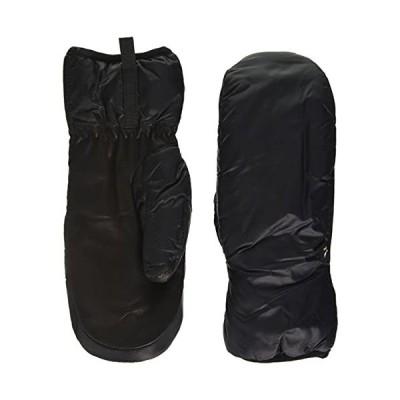 Salewa Unisex's Ortles Long Mitten, Black Out, XXL