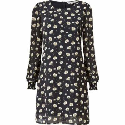 ユミ Yumi レディース ワンピース チュニックドレス ワンピース・ドレス Black Daisy Tunic Dress Black