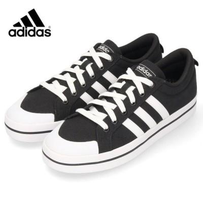 adidas アディダス メンズ レディース スニーカー BRAVADA ブラック FV8085 靴