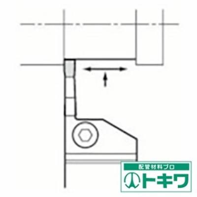 京セラ 溝入れ用ホルダ KGDR1616H-3T10 ( 6486908 )