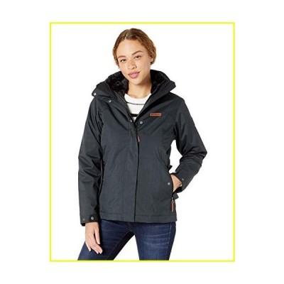 Columbia Women's Marshall Pass Jacket, Black, Black, Small並行輸入品