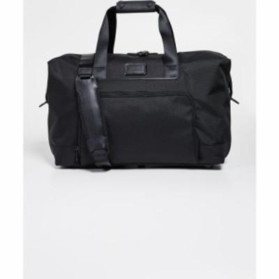 トゥミ Tumi メンズ ボストンバッグ・ダッフルバッグ サッチェルバッグ バッグ alpha double expansion satchel bag Black