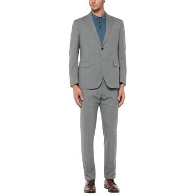 トラサルディ ジーンズ TRUSSARDI スーツ グレー 52 ポリエステル 54% / ウール 44% / ポリウレタン 2% スーツ
