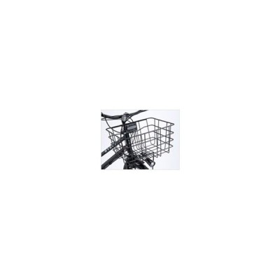 HYDEE.B/2用フロントバスケット カラー:ブラック BK-HDB.B ブリヂストン