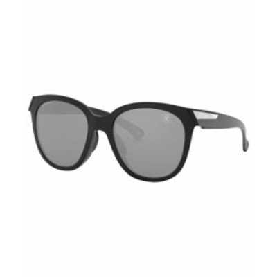 オークリー レディース サングラス・アイウェア アクセサリー Women's Low Key Sunglasses OO9433 54 PRIZM BLACK