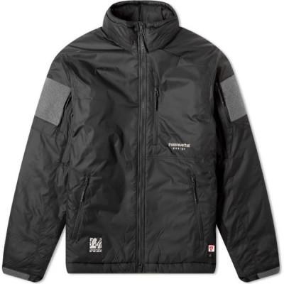 ディスイズネバーザット thisisneverthat メンズ ジャケット アウター Insulated PCU Jacket Black