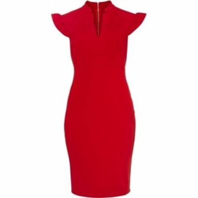 ダンセル Damsel in a Dress レディース ワンピース ワンピース・ドレス Marcela Jersey Dress Red