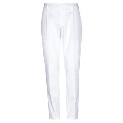 ブライアン デールズ BRIAN DALES パンツ ホワイト 44 コットン 97% / ポリウレタン 3% パンツ