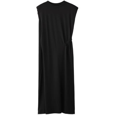 AKIRANAKA アキラナカ Cheryl ドレス レディース ブラック 1