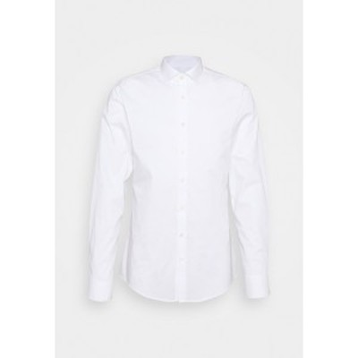 タイガー オブ スウェーデン メンズ シャツ トップス FILLIAM - Formal shirt - pure white pure white