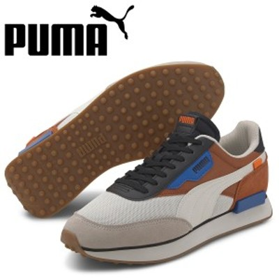 PUMA プーマ フューチャー ライダー スニーカー メンズ FUTURE RIDER NEW TONES グレー 373386-01