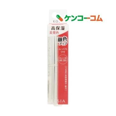 エルシア プラチナム 顔色アップ エッセンスルージュ OR281 オレンジ系 ( 3.5g )/ エルシア